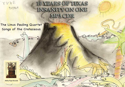 Songs of the Cretaceous CDr