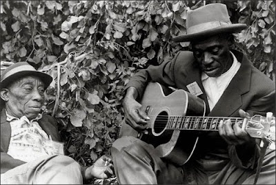 Mississippi John Hurt and Skip