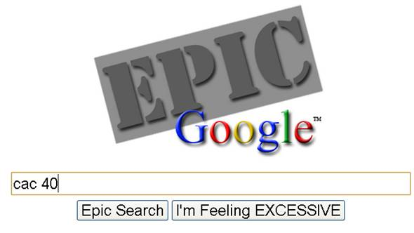 recherche rigolote sur google
