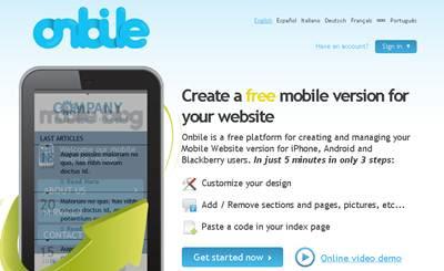 votre blog sur mobile