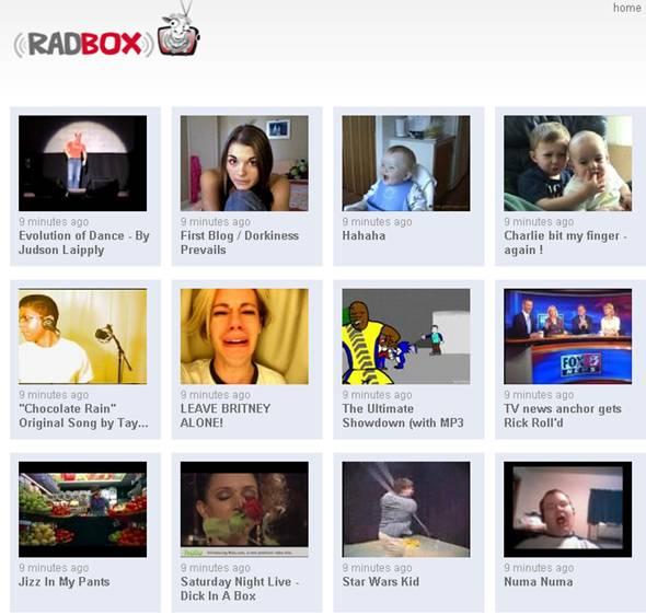 mes vidéos les plus connus sur youtube