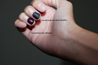 Amazing Bio Sculpture Nail Polish Big What Removes Nail Polish From Carpet Rectangular Pinterest Nail Polish Sun Nail Art Young Nail Polish Designs For Short Nails Easy Soft3d Nail Art Acrylic Powder ChanelBlueSatin: OPI Lincoln Park After Dark VS Lincoln Park After ..
