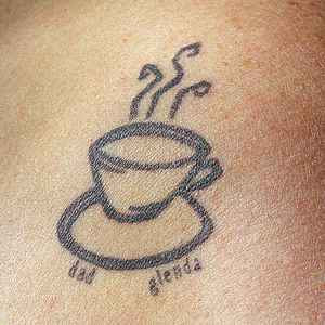 2nd cup of coffee: Tattoo