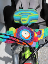Mit hæklede cykelgejl