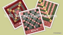 Cheryl-1880's sampler quilt