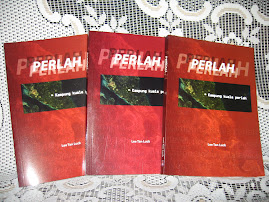 My Third Novel 'PERLAH' -Novel Terbitan UPENA UiTM Malaysia