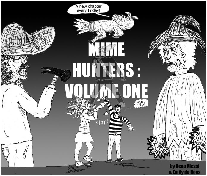 Mime Hunters