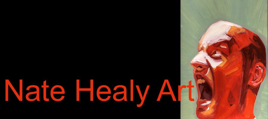 Nate Healy Art