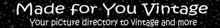 Vistit Made For You Vintage Directory