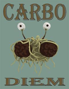 Малко гениални пастафариански пословички (Some genius pastafarian proverbs)