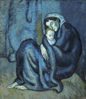 UN RINCONCITO PARA LA LECTURA - Página 2 Madre_e_hijo_Pablo_Picasso