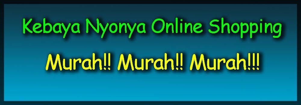 KEBAYA NYONYA ONLINE SHOPPING