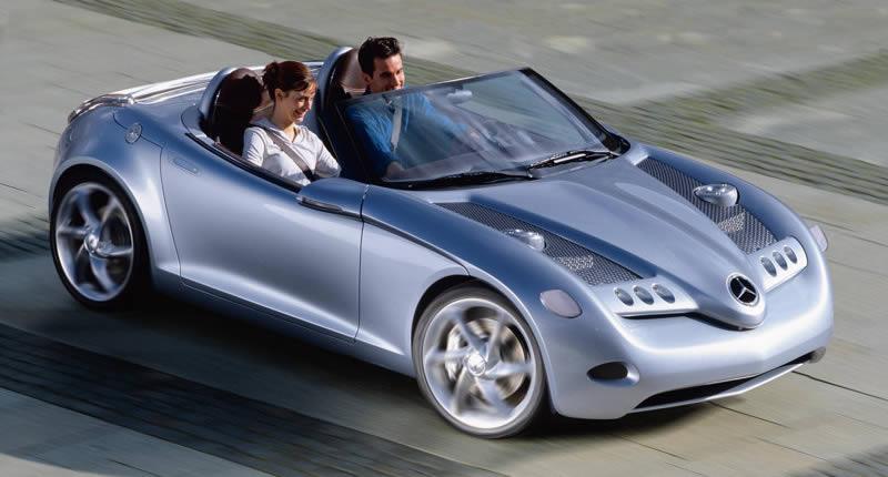 Mercedes - Benz SLA Vision
