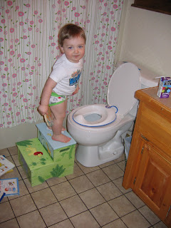 Little Toosk & Family: It's Potty Time!