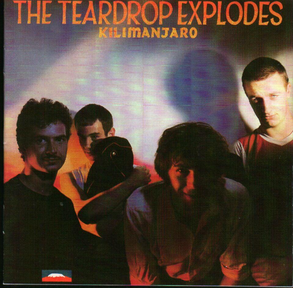The Teardrop Explodes Kilimanjaro