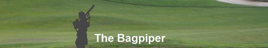Malaysian Bagpiper