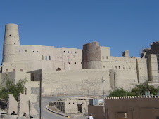 Oman castle