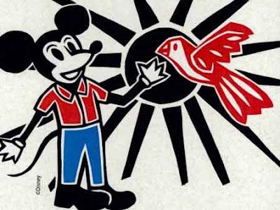 Mickey Mouse de Érica Zoe