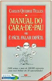 Ebook Manual do Cara De Pau