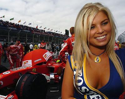 Mulheres da Fórmula 1