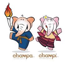 CHAMPA dan CHAMPI