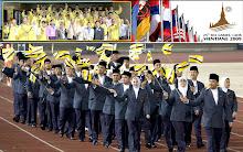 Majlis Perasmian Sukan SEA ke-25 Laos