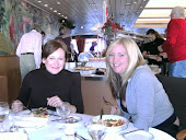 Lunch on the Black Watch last December