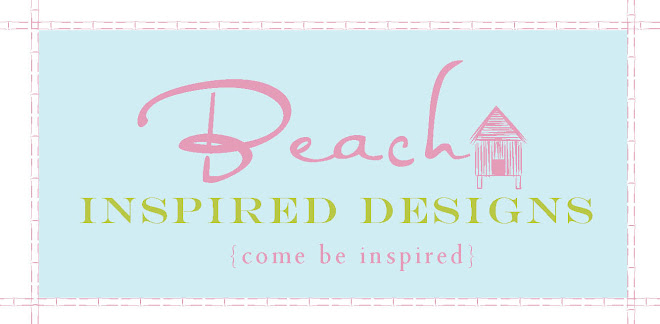 Beach Inspired Designs