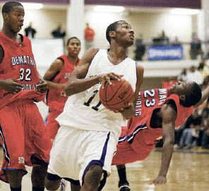 John Wall: Down to Kansas, UK, Duke, UNC, NC State, & Miami