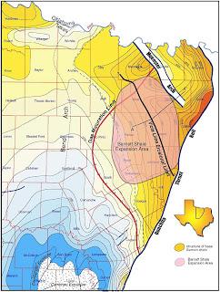 Barnett shale maps publicscrutiny Gallery