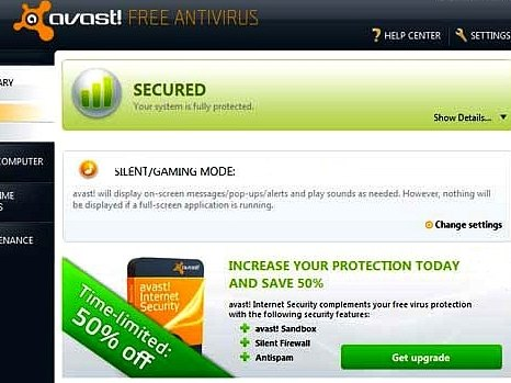 best completely free virus protection