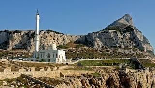 Gambar Masjid Europa Point, Gibraltar