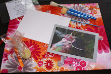 Fabric Board Art Kit or Photo Kit