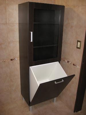 Mueble para toallas