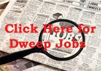 Job for Lakshadweep People