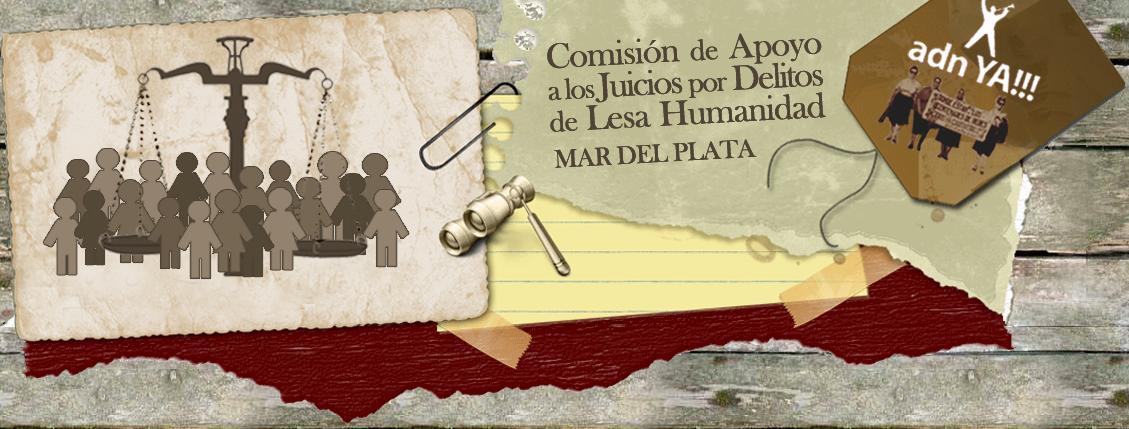 Comisión de Apoyo a los Juicios por Delitos de Lesa Humanidad