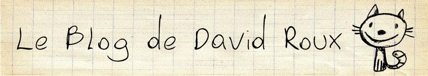 Le blog de Davidroux