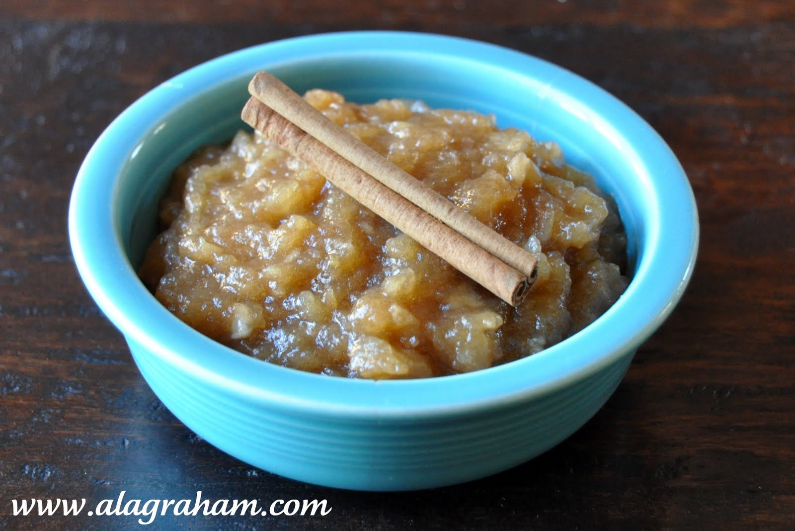 ROASTED APPLESAUCE