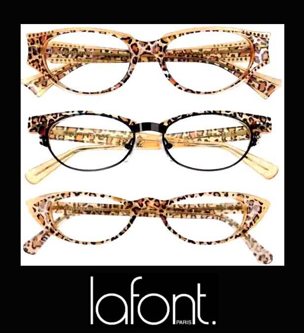 Elegante\' Eyewear: The Animal In You