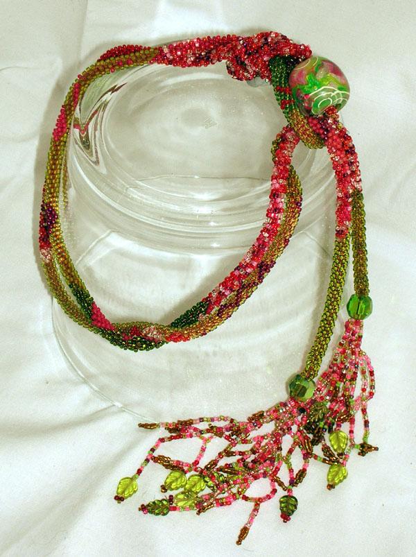 Beaded Crochet Rope Patterns - Sova-Enterprises.com