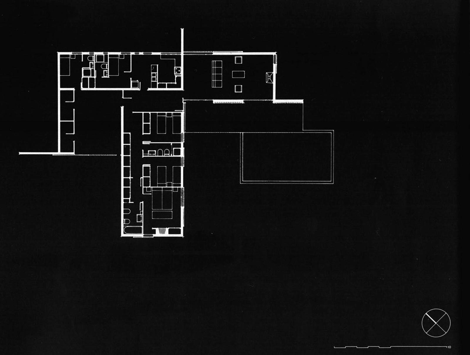 Cavica Proyectos De Arquitectura Casa Catas S 1956 58