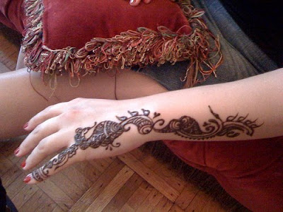 indian mehndi tattoo designs on forearm tattoos