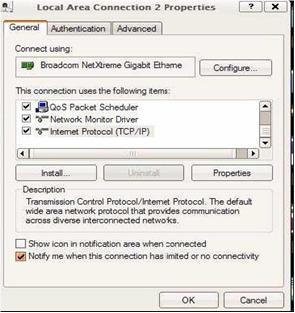 Setelah selesai, cek koneksi antara client – server dengan perintah ...