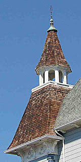 steeple or spire Marina Del Rey California