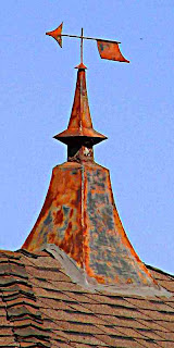 steeple or spire Pasadena California