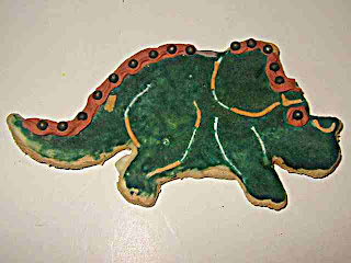 Cookie Dino