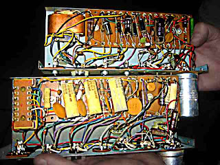 some old circuit boards of Art
