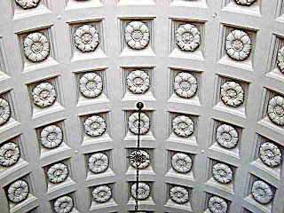 Pasadena City Hall - vaulted ceiling