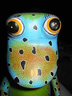Oaxacan Frog (c) David Ocker