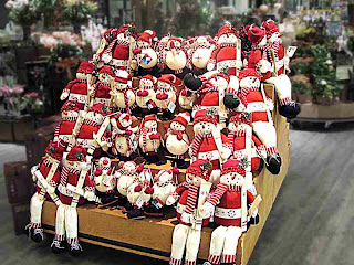 marketing Christmas in October Snowman Choir (c)David Ocker